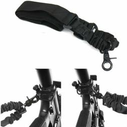 Single Point Rifle Bungee Sling Quick Detach Connect Adjusta