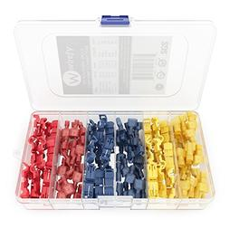 120 PCS Wirefy T Tap Electrical Connectors – Quick Wire Sp