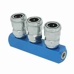 Three Pass Quick Connect Coupler Air Hose Coupling Tool