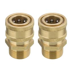 tool daily pressure washer quick connect coupler