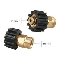 Twist Connect Coupling Adapter M22 Male to M22 Female Connec