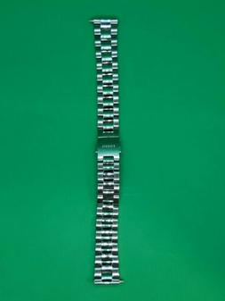 Fossil Women's Stainless Steel Smart Watch Strap/ Quick Conn